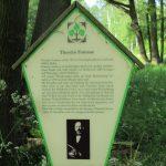 Ob auch Theodor Fontane im Spreewald wandern war?