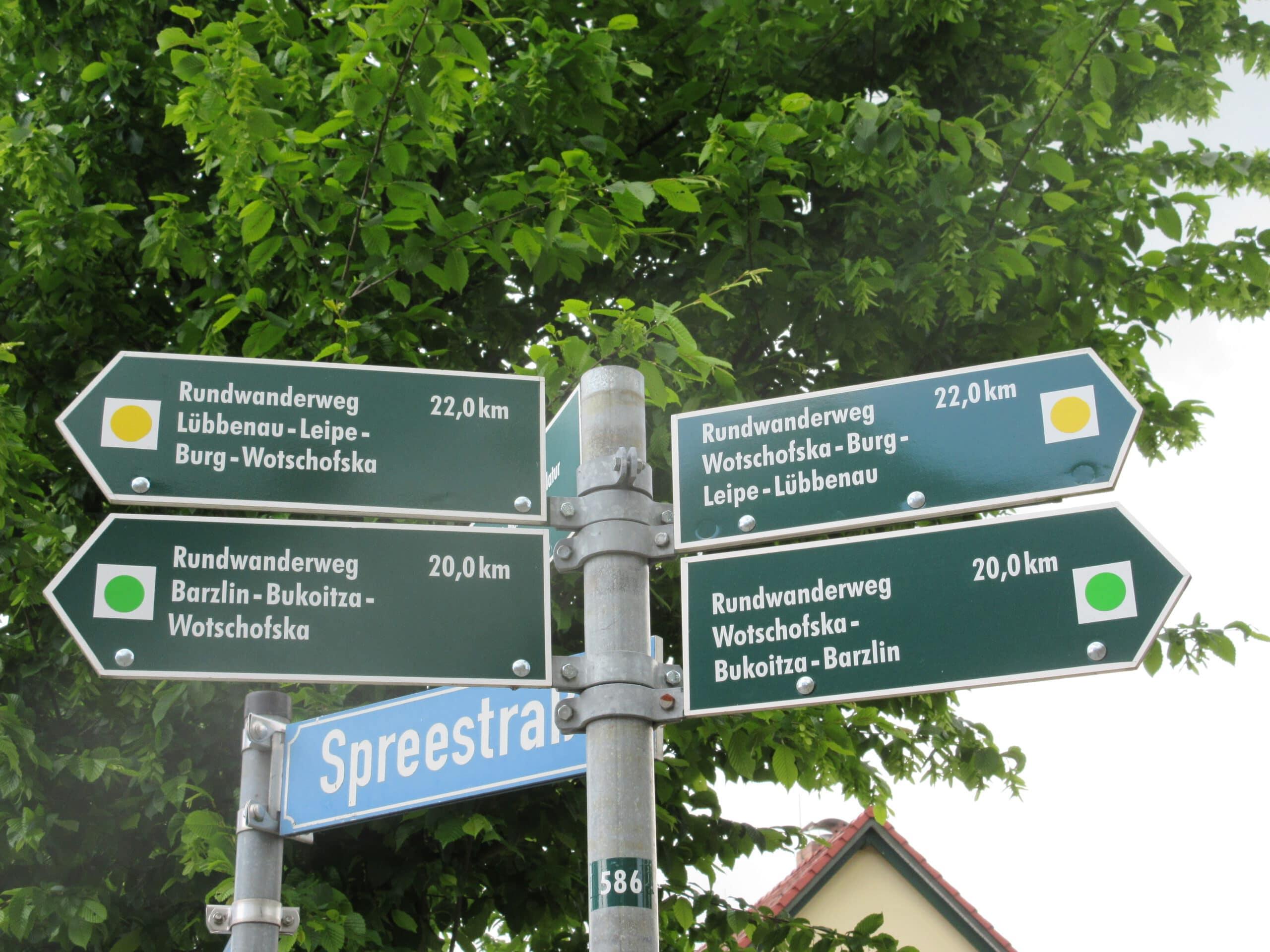 Im Spreewald wandern? Lübbenau lädt nicht nur zum Wandern ein!