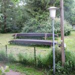Ein Original Spreewaldkahn: immer wieder super beim Wandern im Spreewald zu beobachten