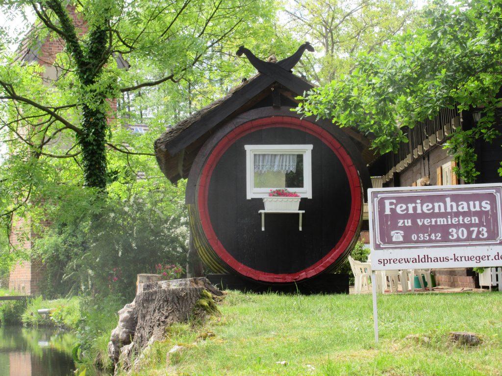 Nach dem Wandern im Spreewald finden Sie tolle Übernachtungsmöglichkeiten!