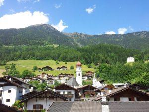Kaiserwetter zum Wandern im Passeiertal von St. Martin nach St. Leonhard!