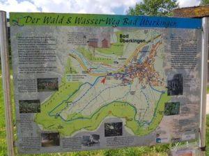 Der Wald- und Wasserweg in Bad Überkingen lässt uns einmal um das Autal wandern!