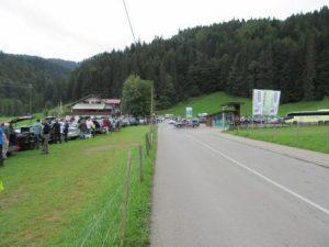 Wandern oder mit dem Auto zur Breitachklamm bei Oberstdorf? Wir haben uns für den Wanderweg entschieden.