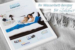 Fordern Sie doch einfach mal unseren kostenlosen Wasserbetten Katalog nach Regensburg an!