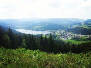 Von Blumberg 40km Wandern durch die Wutachschlucht bis zum Titisee: eine tolle 2-Tages-Tour!