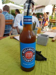 Limo, Apfelsaftschorle, Bier oder alkohlfreies Weizen: die Felsenrunde der Löwenpfade bei Bad Überkingen macht durstig!
