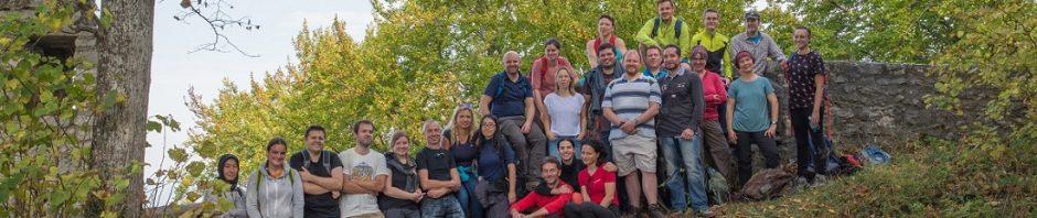 Unsere gemeinsamen Wanderungen wurden im Jahr 2018 von 25-35 Teilnehmern besucht!