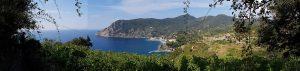 Wir starten unsere Wanderung durch die Cinque Terre in Monterosso al Mare!