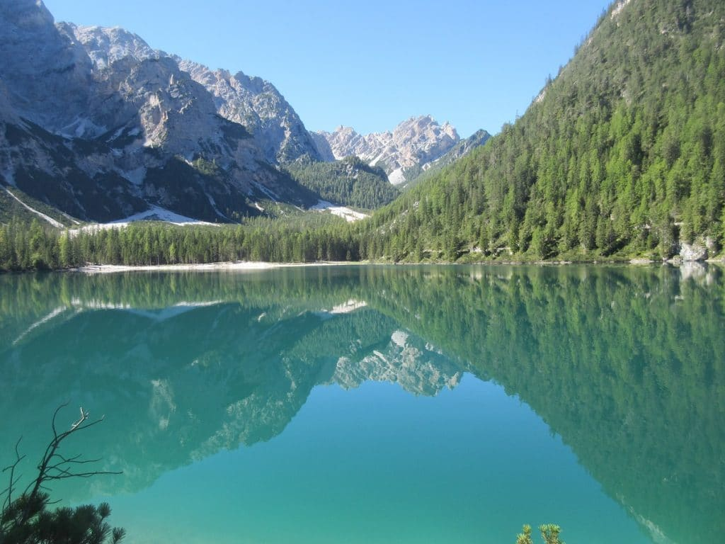 Der Lago die Braies ist ein Bergsee wie im Traum!