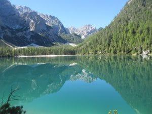 Der Pragser Wildsee ist ein Bergsee wie im Traum!