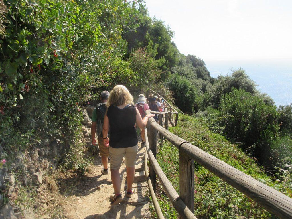 Ein Geheimtipp ist das Wandern in der Cinque Terre schon lange nicht mehr!