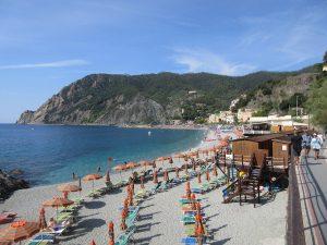 In der Cinque Terre wandern oder lieber am Strand von Monterosso relaxen?