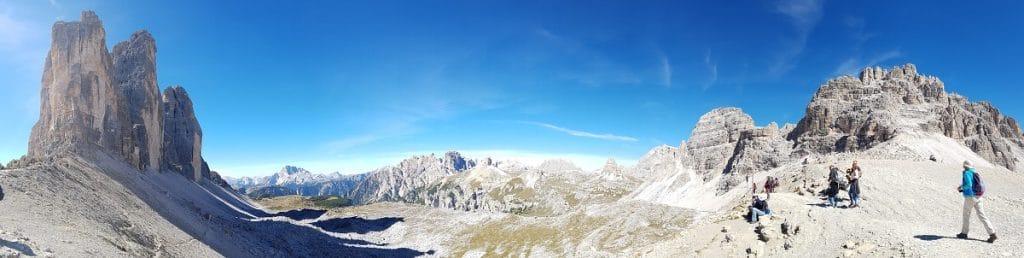 Unglaublich schön: die Drei Zinnen Rundwanderung in den Dolomiten!