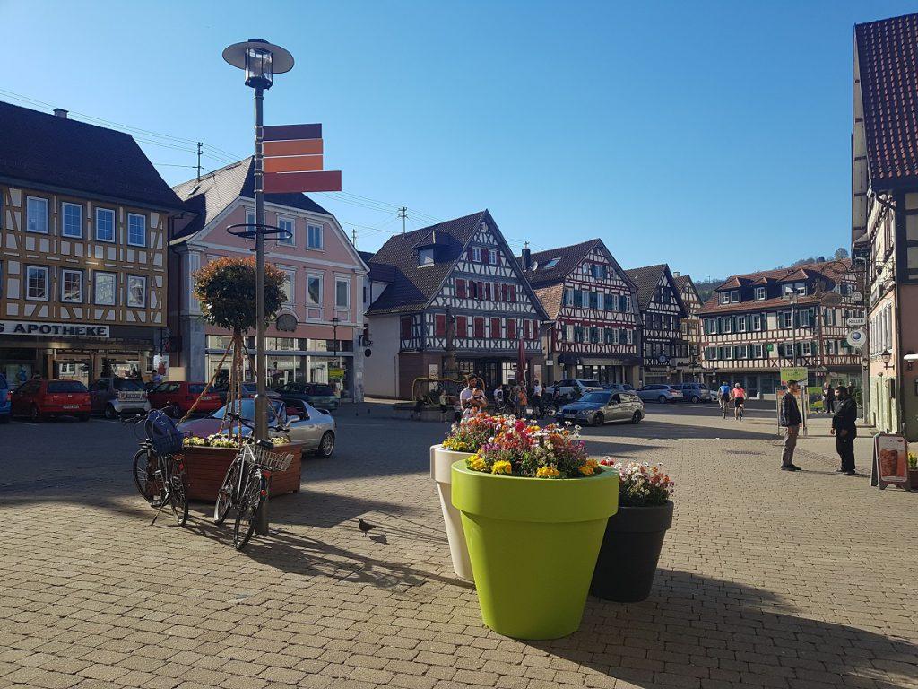 Murrhardt Innenstadt
