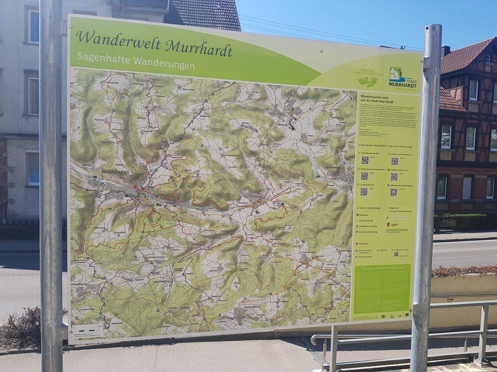 Rund um Murrhardt bieten sich verschiedene Wanderwege durch das Hörschbachtal an!