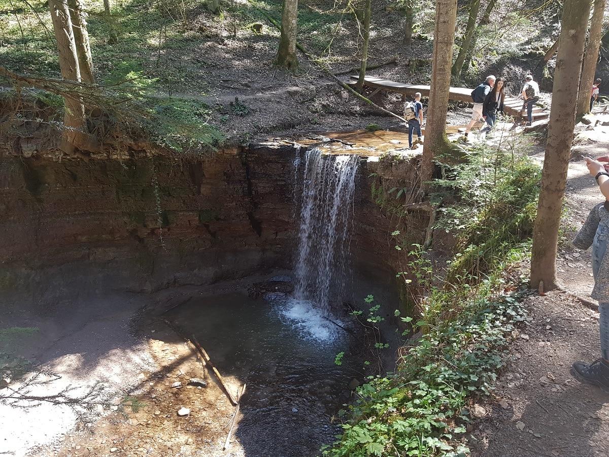 Hörschbachtal Wasserfall