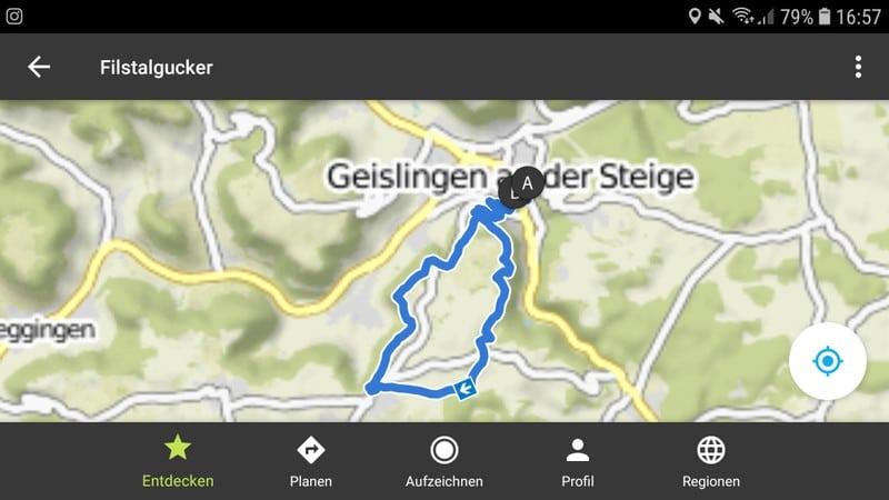 Hier findet ihr die ausführliche Streckenbeschreibung unserer Wanderung vom Löwenpfad Filstalgucker ab Geislingen!