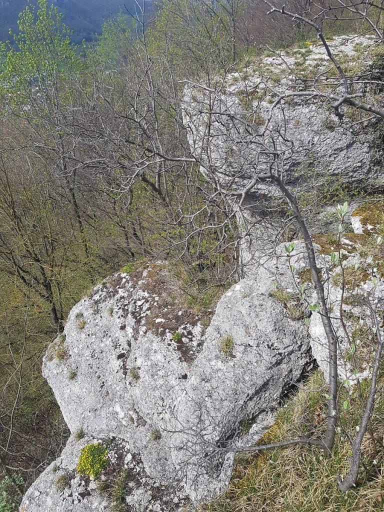 Verschiedenste Felsformationen laden immer weiter zum Staunen und Fotografieren ein.