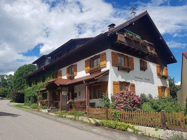 Schönes Hotel in Langenrain