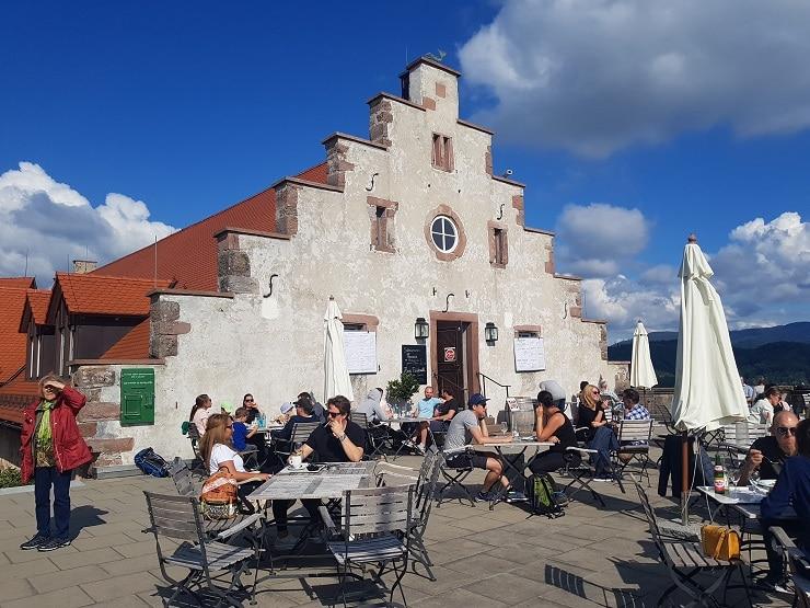 Restaurant Schloss Staufenberg in Durbach