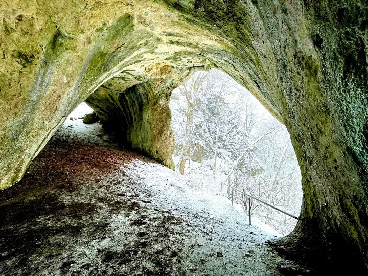 Höhle in Heubach