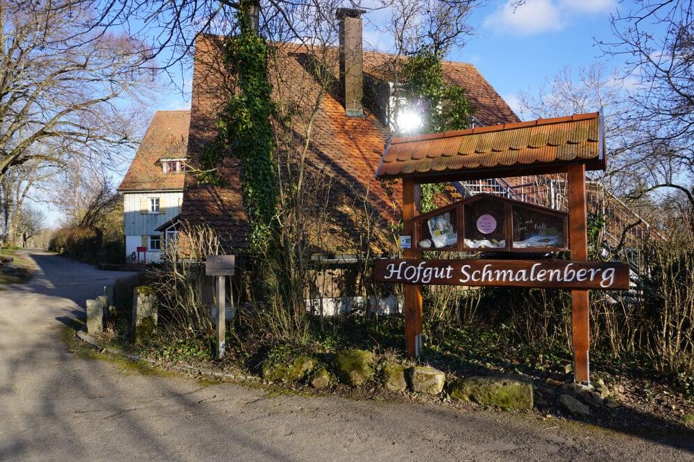 Hofgut Schmalenberg Eingang
