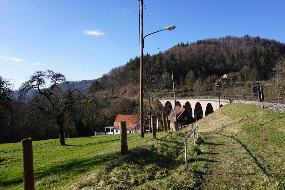 Viadukt im Strümpfelbachtal