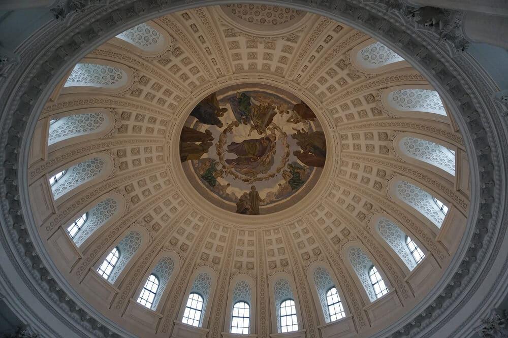 Kuppel Dom St. Blasien
