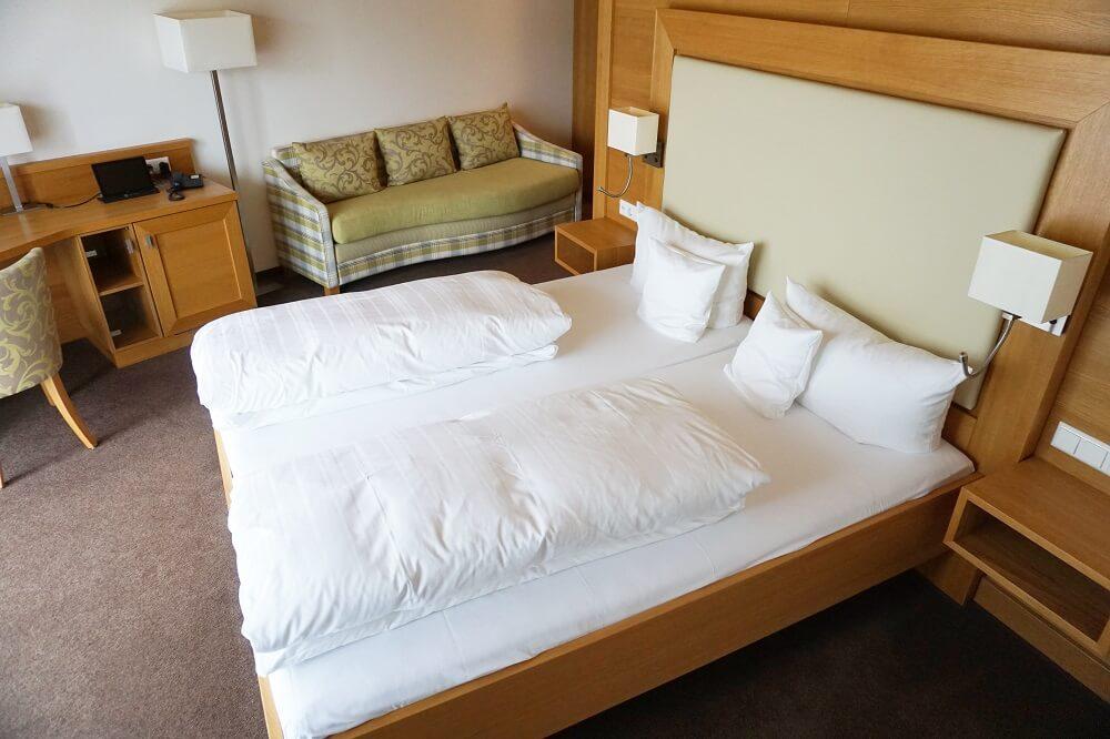 Hotelzimmer Bernau