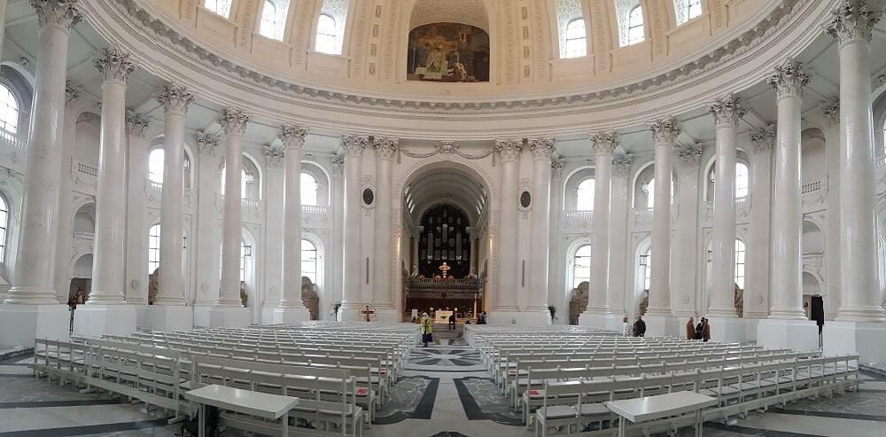Dom St. Blasien Innenraum
