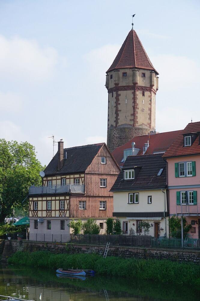 Wehrturm Wertheim