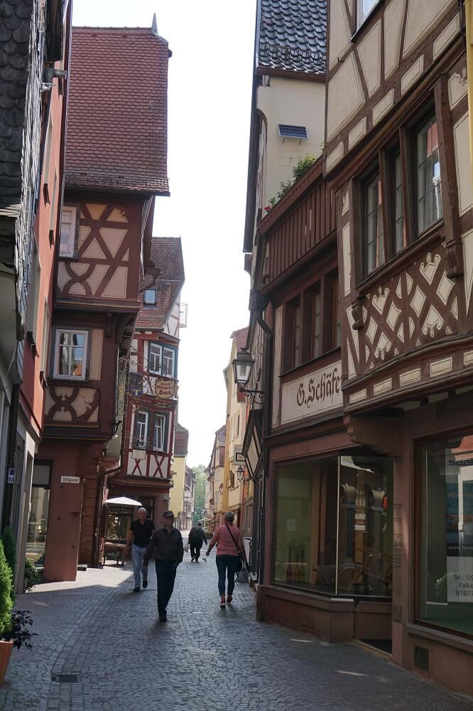 Innenstadt Wertheim