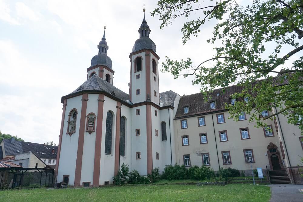 altes Klostergebäude